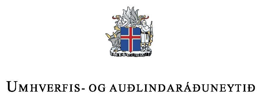 umhverfis-og-audlindaraduneytið